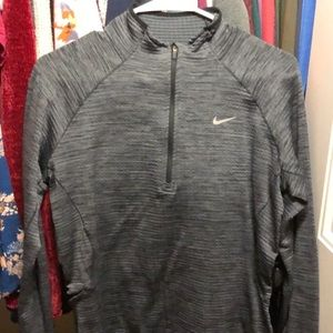 Nike Dri-Fit Half Zip!